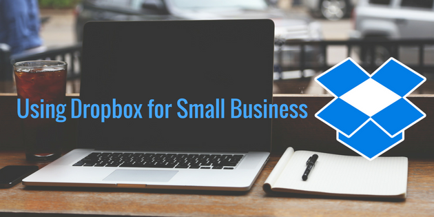 Using Dropbox for Small Business